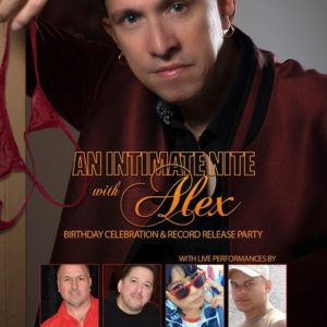 An Intimate Nite with Alex